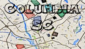 Haskell Map Columbia Sc Gangs And Hoods Map Of South Carolina
