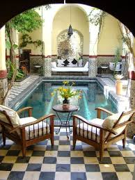 style homes with interior courtyards i the interior courtyards of moroccan designs outdoor