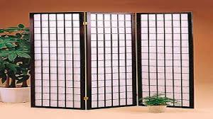 japanese screen room divider gallery for tiny house interior fans