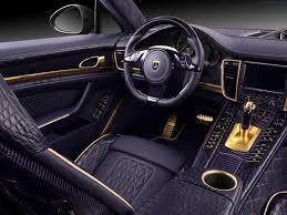 Porsche Panamera Coupe - car picker porsche panamera interior images