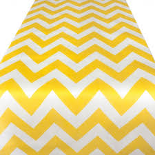 Grey Chevron Table Runner Table Runners Dollyrockets