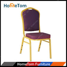 chaise d église classique conception unique d or empilable pas cher chaise d