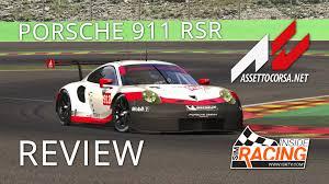 Assetto Corsa 2017 Porsche 911 Rsr Review Inside Sim Racing
