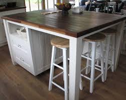 freestanding kitchen island unit frantic rustic wood freestanding kitchen island unit table as