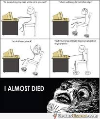 Meme Chair - happened to everyone