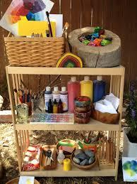 kids art space at home best creative tips part 1 ecokidsart