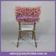 Ruffled Chair Covers C005p Jenny Bridal Fancy Ruffled Chair Covers For Plastic Chairs