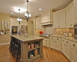 antique white kitchen houzz