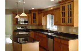 comfy western kitchen design ideas with wooden kicthen table and