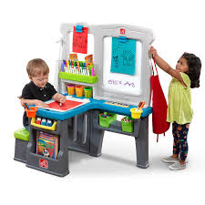 Kids Activity Desk And Chair by Art Master Activity Desk Deskstep2 Deluxe For Kids Withtorage To