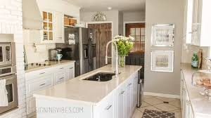 Adding Cabinets To Existing Kitchen How To Make Kitchen Cabinets Taller Designing Vibes Interior