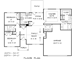 ensley house plans home builders floor plans blueprints