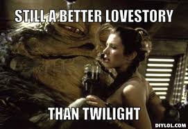 Star Wars Meme Generator - still meme generator still a better lovestory than twilight 52ae2a