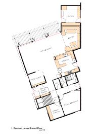 common house floor plans education centre common house