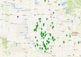 Map Of Sd Safe Farming Safe Living Great Plains Center For Agricultural