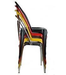 chaise m tal industriel chaise style industriel en métal vintage fer wadiga com