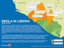 Liberia Africa Map by Tracking Ebola With Crisisnet And The Ushahidi Platform Ushahidi