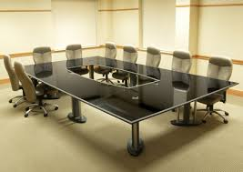 Modular Boardroom Tables Modern Granite Conference Table Stoneline Designs