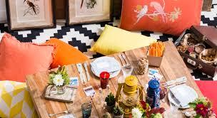 decoration annee 80 table guinguette 5 idées de déco super faciles prima