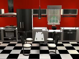 themed kitchens insurance guide for decoration tips for creating a black and