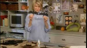 Bat For Halloween Video How To Make Clothespin Bats For Halloween Martha Stewart