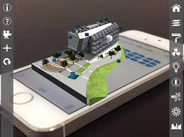 augmented reality app for architecture darf design