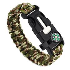 paracord braided bracelet images Braided bracelet men women paracord outdoor survival bracelet jpg