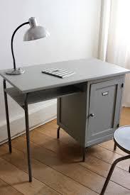 meuble bureau enfant bureau de maîtresse d école meuble vintage déco industrielle