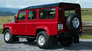 vintage land rover defender land rover defender 110 station wagon xs 2016 review by car magazine