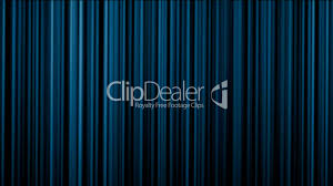 blue stage curtain theater curtain vertical lines background