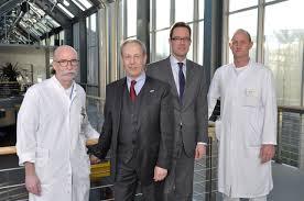 Krankenhaus Bad Oeynhausen 12 000 Blutfettwäsche Im Herz Und Diabeteszentrum Nrw Bad