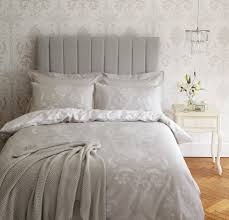 Light Grey Bedspread by Laura Ashley Josette In Dove Grey Is A Delicate Nod To Art Nouveau
