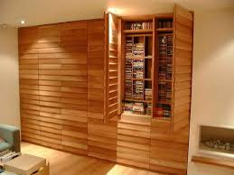 cool dvd storage ideas modern wooden dvd storage cabinets
