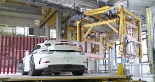 porsche 911 factory sneak peek into the porsche 911 factory 6speedonline