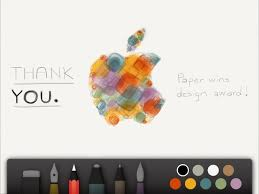 apple design apple design awards given out winners include paper and jetpack