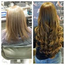 salons that do hair extensions hair styling salon services up do waves curls