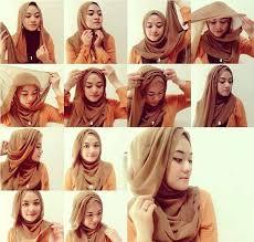 tutorial hijab resmi 11 tutorial hijab menutup dada sopan anggun dan tetap bersahaja