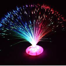 Decorative Led Lights For Homes Aliexpress Com Buy New Color Changing Led Optical Fiber Light