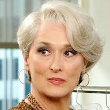 the hairstyle of the devil meryl streep the devil wears prada her haircut is too fly it s