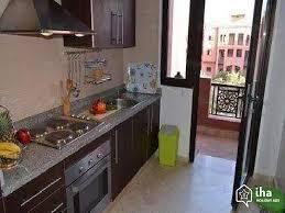 cuisine d appartement location appartement à marrakech iha 20046