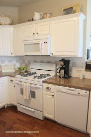 White Appliance Kitchen Ideas Colorful Kitchens White Kitchen Cabinets With Floors