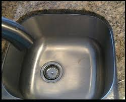 remove rust from sink remove rust from sink clean your sink with lemon and salt remove