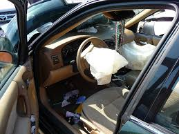 ask bozi how are deployed airbags repaired