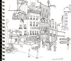 location drawings u2014 chris burge illustration