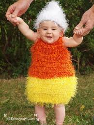 Candy Corn Costume Items Similar To 9 12 Months Candy Corn Costume On Etsy