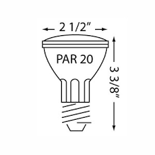 p20 par20 halogen bulbs name brand usalight com
