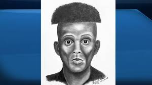 sketch released of suspect involved in gunfire with rcmp near