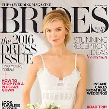 brides magazine brides magazine cover look at april may 2016 issue brides