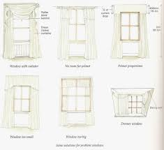 curtains narrow windows window curtains designs and ideas