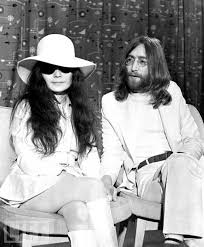 Elton John Halloween Costume Couples U0027 Halloween Costume Ideas Yoko Ono John Lennon Beatles